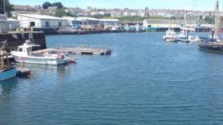 Milford Haven docks