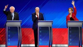 Democratic debate: The winners and losers