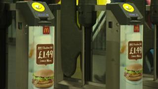 'Junk Food' Tube Adverts Will Be Banned