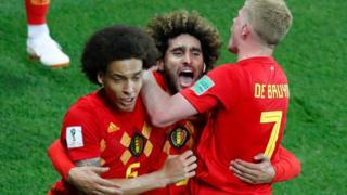Bélgica celebra
