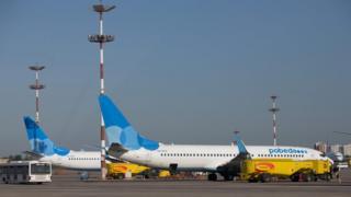 самолеты компании победа
