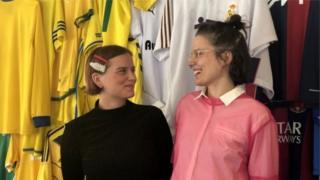 Жінки з компанії Forza Football