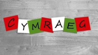 Cymraeg ('Welsh' in Welsh)