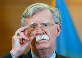 John Bolton là cố vấn an ninh quốc gia thứ ba của ông Trump