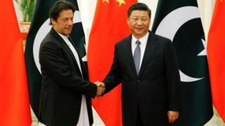 पाकिस्तान और चीन