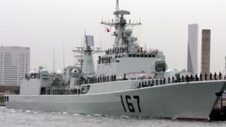 Chiến hạm Thâm Quyến