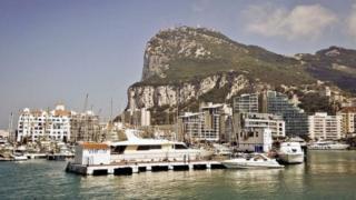 直布羅陀在脫歐公投中壓倒性選擇留歐