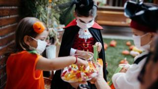 Coronavirus and Halloween: Can you go trick or treating? thumbnail