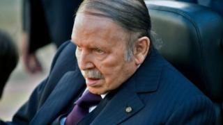 Rais Bouteflika haonekana mara kwa mara hadharani