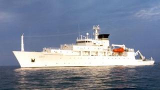 سفينة أبحاث أمريكية