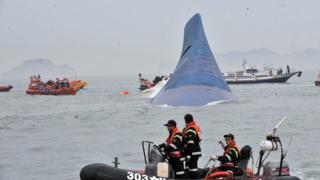 2014년 세월호 침몰 당시 해경은 제대로 된 대응을 하지 못했다는 비판을 받았다