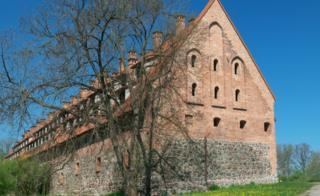 Russian region ordered to restore Teutonic castle