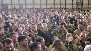 افغانستان کې امریکايي پوځيان
