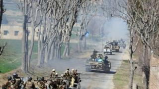 فاٹا میں پاکستانی فوج