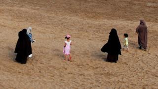 Burka, Maroko