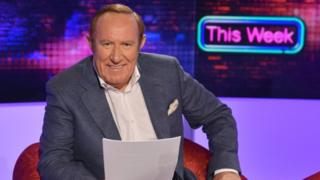 s This Week to end as host Andrew Neil steps down