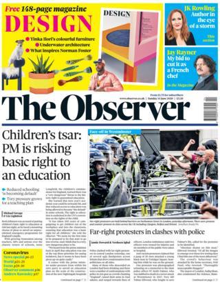 The Observer - 14 June