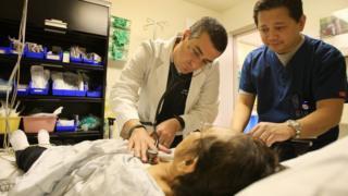 医療保険制度をめぐる法案は何千万人もの米国民や米経済の約6分の1に影響を及ぼす