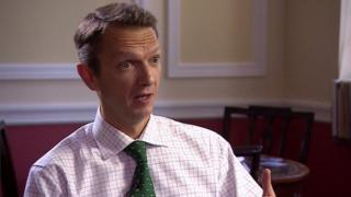 Andrew Haldane, Chief Economist of the Bank of England