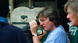 in_pictures Alan Parker