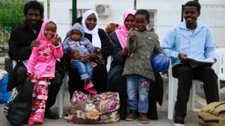 """Uokoaji wa kibinadamu unahitajika zaidi nchini Libya ,"""" amesema Jean-Paul Cavalieri, mkuu wa UNHCR nchini Libya."""