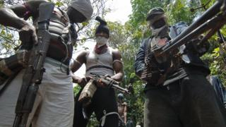 Nigeria militants