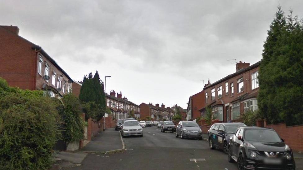 Cheviot Avenue in Oldham