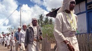 Laskar Jihad di Ternate
