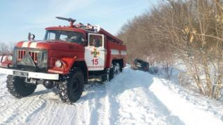 В течение нескольких последних дней Украина страдала от снегопадов и морозов