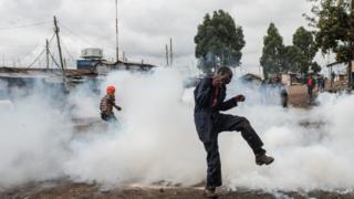 Mwandamanaji Kibera