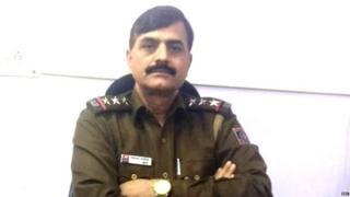 પોલીસ ઈન્સપેક્ટર સંજયકુમાર