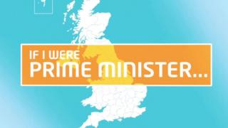 If I were Prime Minister graphic logo
