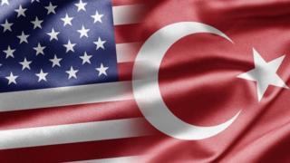 Türkiye Dışişleri Bakanlığı Amerika bayrağı