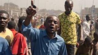 Le mouvement Lucha a lancé des journées villes mortes pour demander le départ du président Kabila en décembre