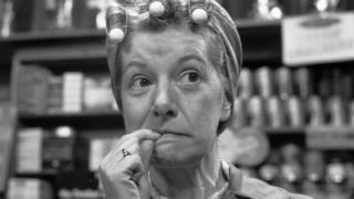 Jean Alexander as Hilda Ogden in Coronation Street