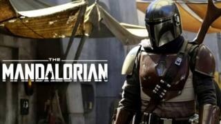 The madalorian.