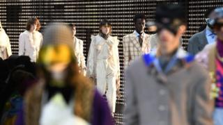Manenke nose Guči modele na Nedelji mode u Milanu u februaru ove godine