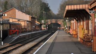 West Somerset Railway - Bishops Lydeard