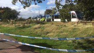 Tram incident