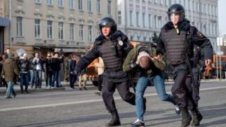 акция 26 марта в Москве
