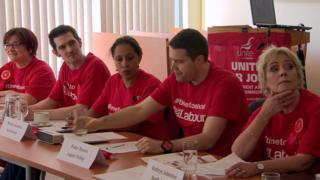 Members have been told they will be ineligible to remain a member of the Labour Party if they stand in the assembly election