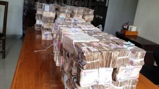 EFCC recover N65.5 million cash from INEC Zamfara office