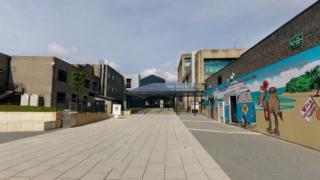 Bournemouth University's Talbot Campus