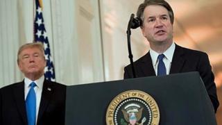 قاضی برت کاوانا، نامزد عضویت در دیوان عالی