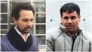 Alejandro Edda y Joaquín Guzmán