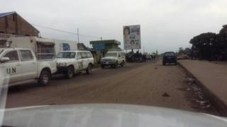 Maafisa wa usalama waendesha Operesheni mji Kinshasa