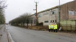 Stapleton Road depot