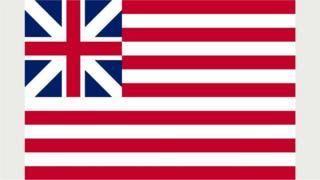 Континентальный флаг