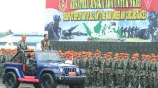 Apa makna safari Presiden Joko Widodo ke beberapa institusi militer?