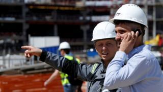 Турецкие подрядчики